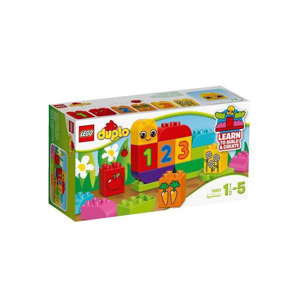 LEGO DUPLO 10831 - Meine erste Zahlenraupe
