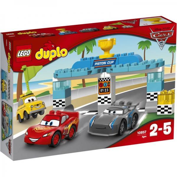 LEGO DUPLO 10857 - Piston-Cup-Rennen