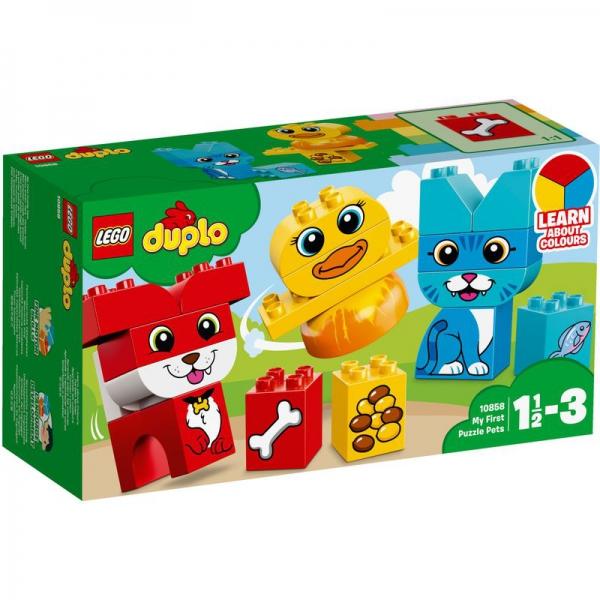 LEGO DUPLO 10858 - Meine ersten Tiere - Farben lernen