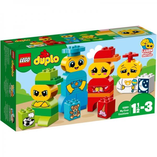 LEGO DUPLO 10861 - Meine ersten Emotionen - Gefühle erklären