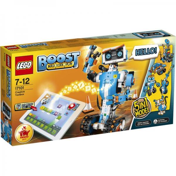 LEGO Technic 17101 - Programmierbares Roboticset