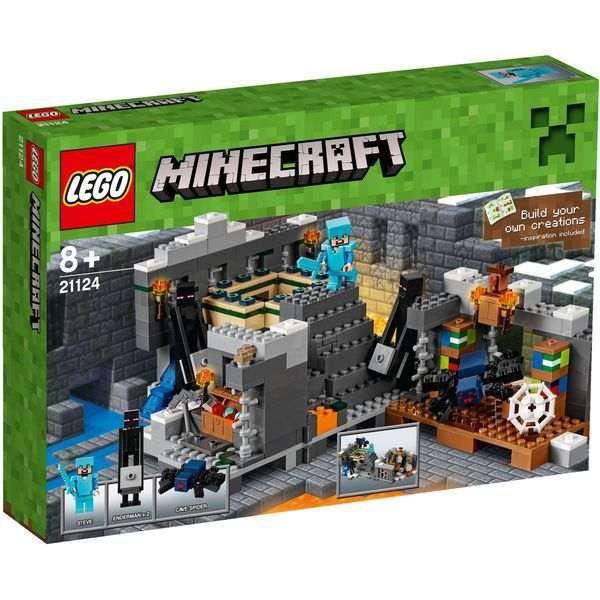 LEGO Minecraft 21124 - Das End-Portal