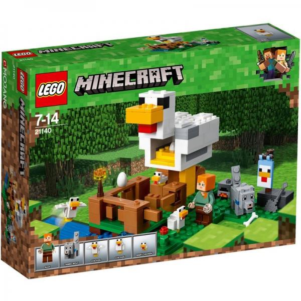 LEGO Minecraft 21140 - Hühnerstall