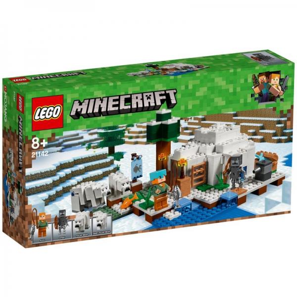 LEGO Minecraft 21142 - Eisiglu