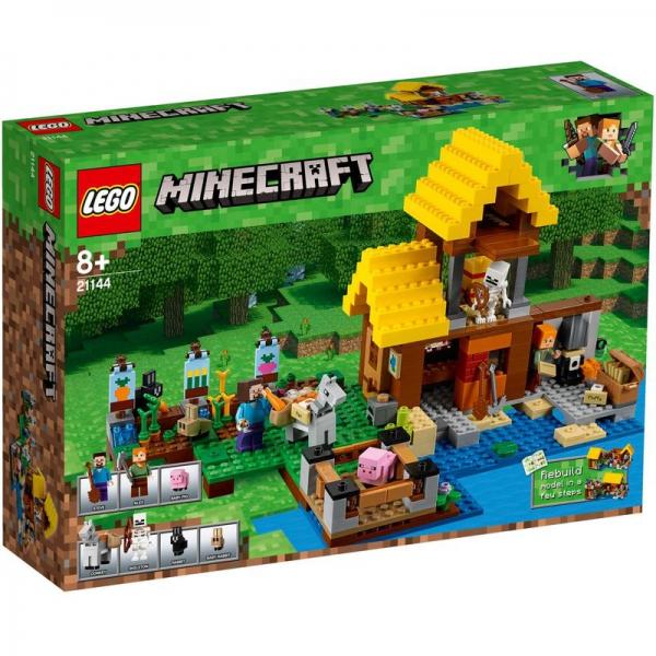 LEGO Minecraft 21144 - Farmhäuschen