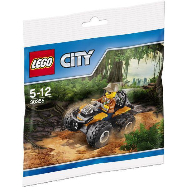 LEGO City 30355 - Dschungel-Quad