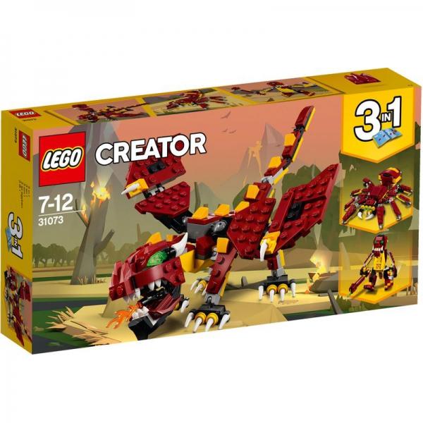 LEGO Creator 31073 - Fabelwesen