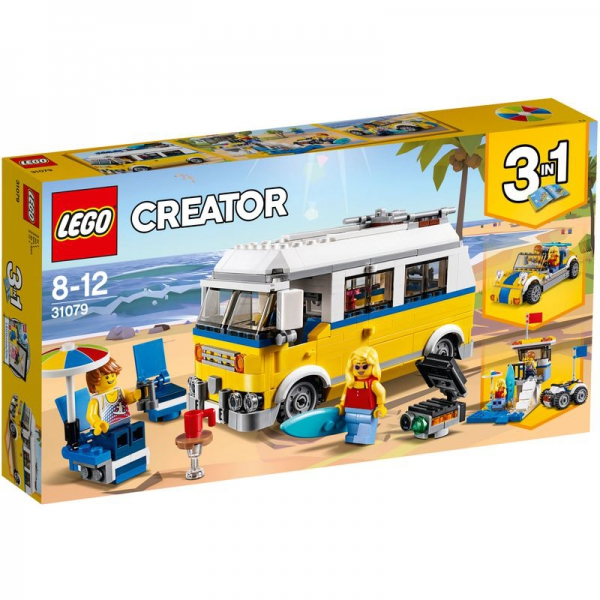 LEGO Creator 31079 - Surfermobil