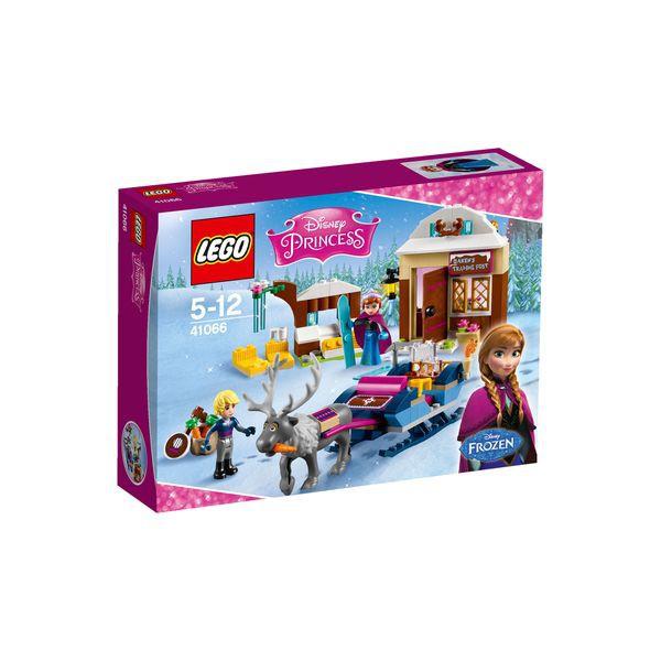 LEGO Disney Princess 41066 - Annas und Kristoffs Schlittenabenteuer