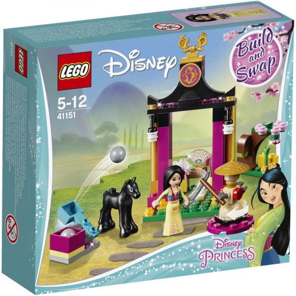 LEGO Disney 41151 - Mulans Training