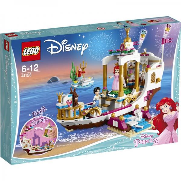 LEGO Disney 41153 - Arielles königliches Hochzeitsboot