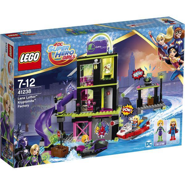 LEGO DC Super Girls 41238 - Die Kryptomite?-Fabrik von Lena Luthor?
