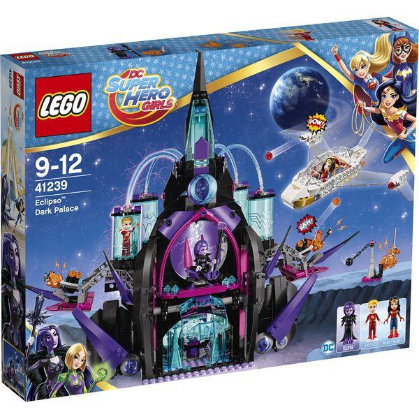 LEGO DC Super Girls 41239 - Der dunkle Palast von Eclipso?