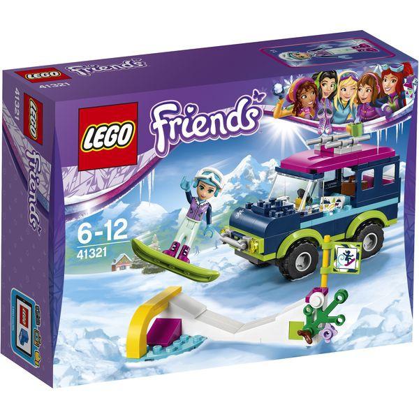 LEGO® Friends 41321 - Geländewagen im Wintersportort