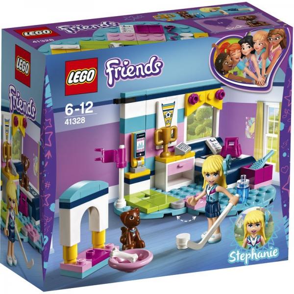 LEGO Friends 41328 - Stephanies Zimmer