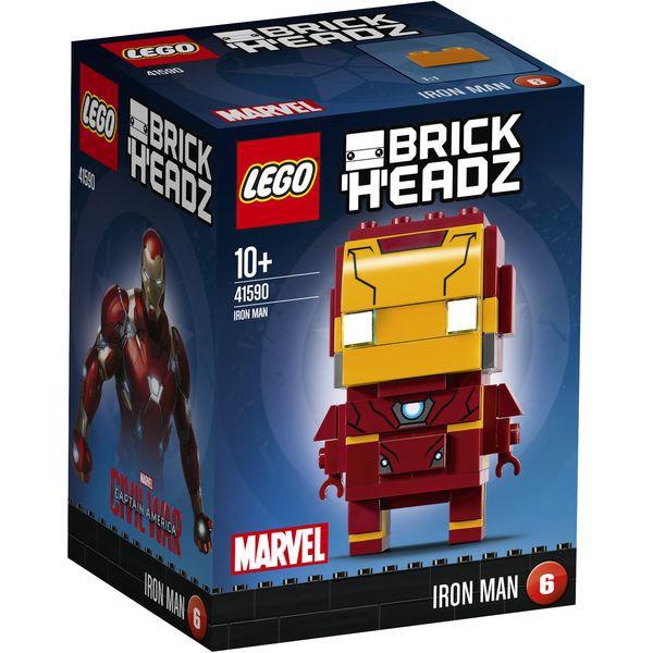 LEGO Brickheadz 41590 - Iron Man