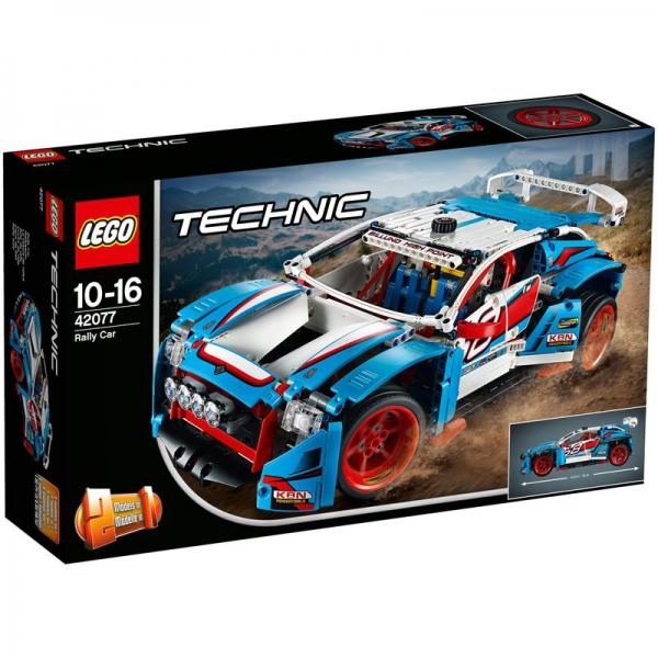LEGO Technic 42077 - Rallyeauto
