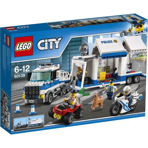 LEGO City 60139 - Mobile Einsatzzentrale