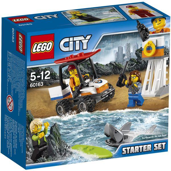 LEGO City 60163 - Küstenwache-Starter-Set