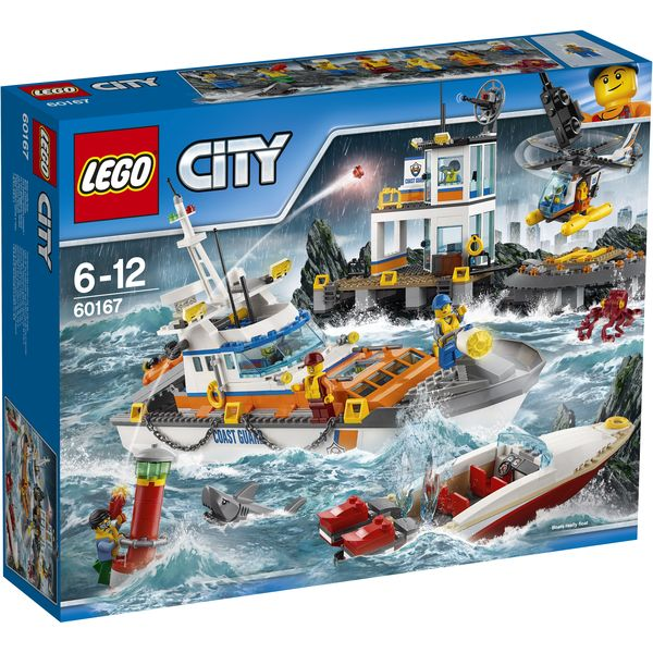 LEGO City 60167 - Küstenwachzentrum