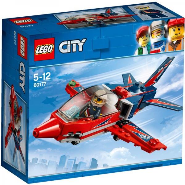 LEGO City 60177 - Düsenflieger