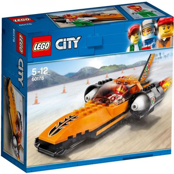 LEGO City 60178 - Raketenauto