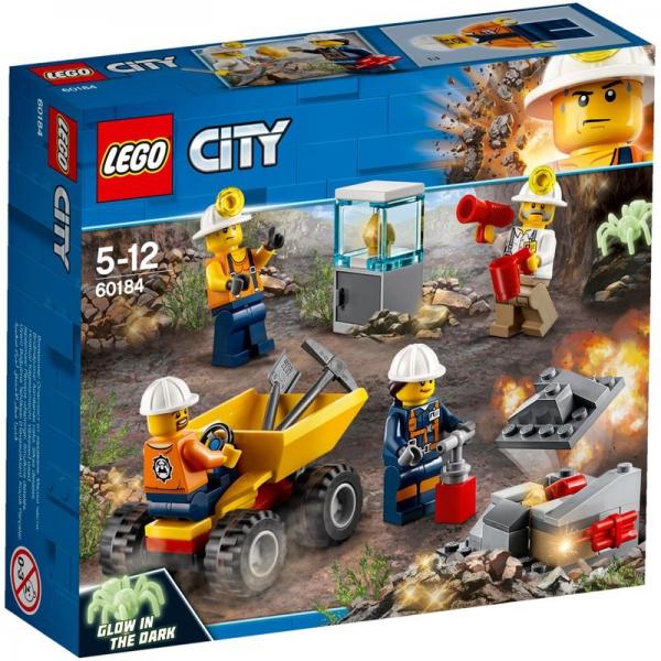 LEGO City 60184 - Bergbauteam