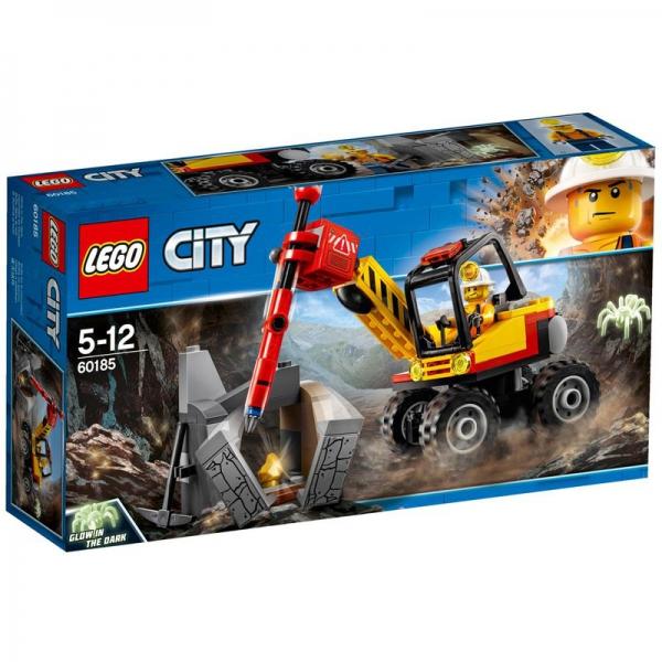 LEGO City 60185 - Power-Spalter für den Bergbau