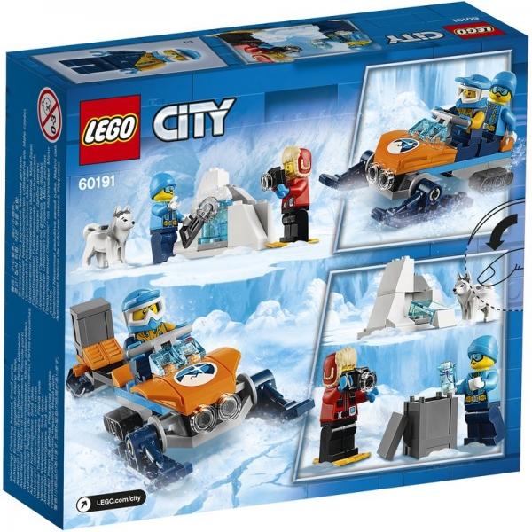 LEGO City 60191 - Arktis-Expeditionsteam