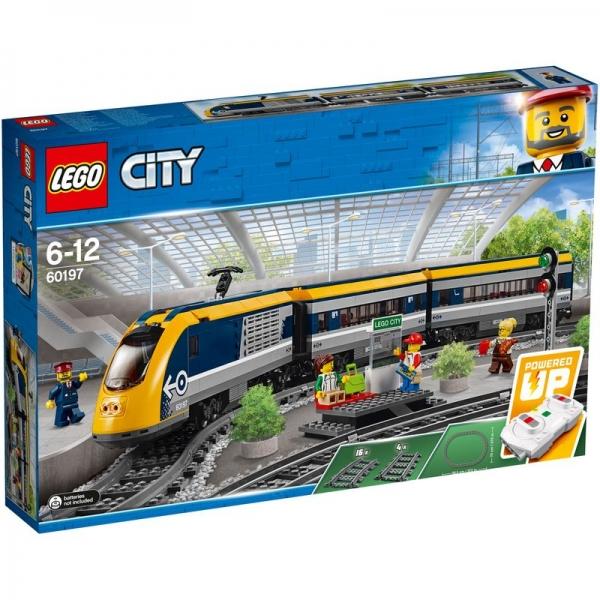 LEGO City 60197 - Personenzug