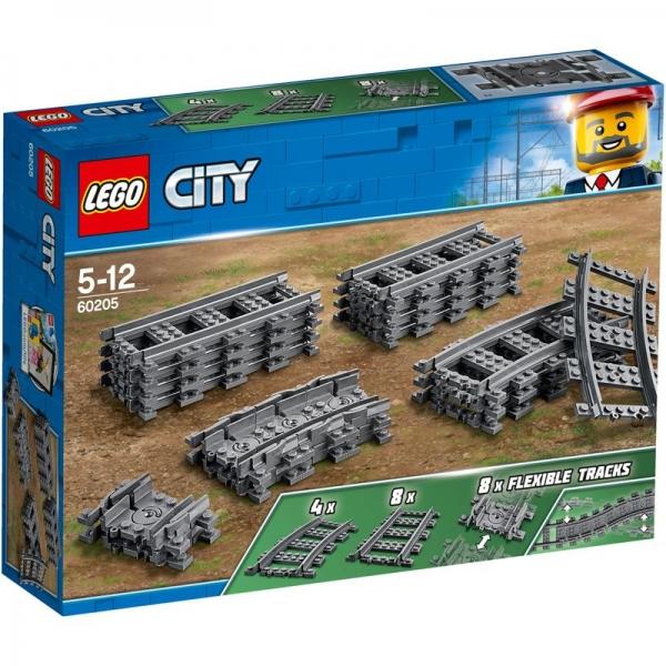 LEGO City 60205 - Schienen