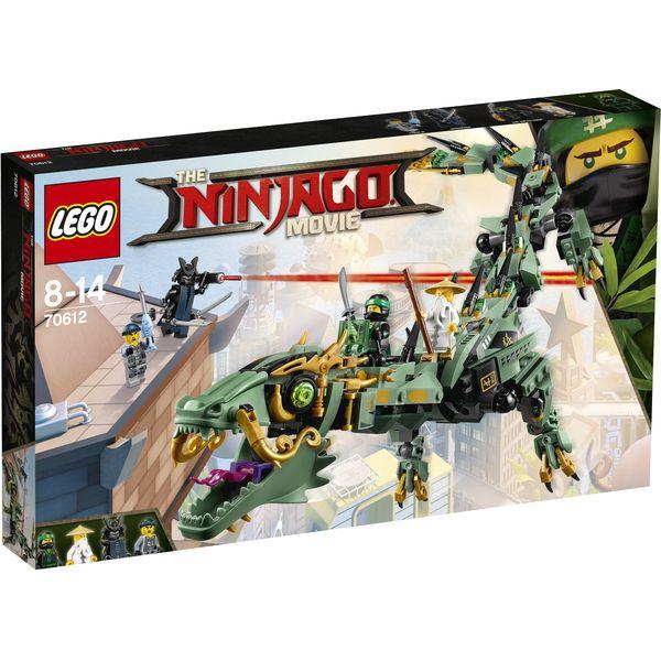 LEGO Ninjago 70612 - Mech-Drache des Grünen Ninja