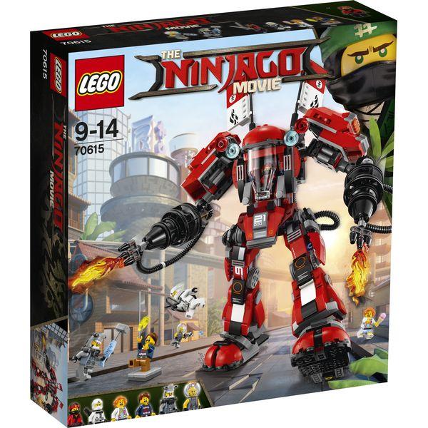 LEGO Ninjago 70615 - Kai's Feuer-Mech