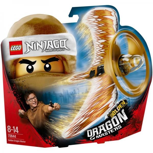 LEGO Ninjago 70644 - Goldener Drachenmeister