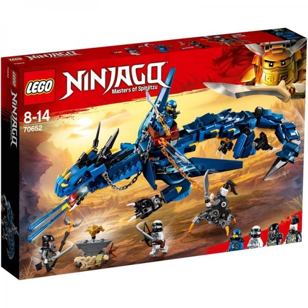 LEGO Ninjago 70652 - Blitzdrache
