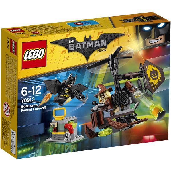 LEGO Batman 70913 - Kräftemessen mit Scarecrow?