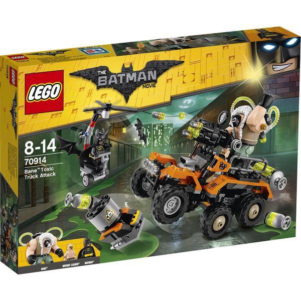 LEGO Batman 70914 - Der Gifttruck von Bane?