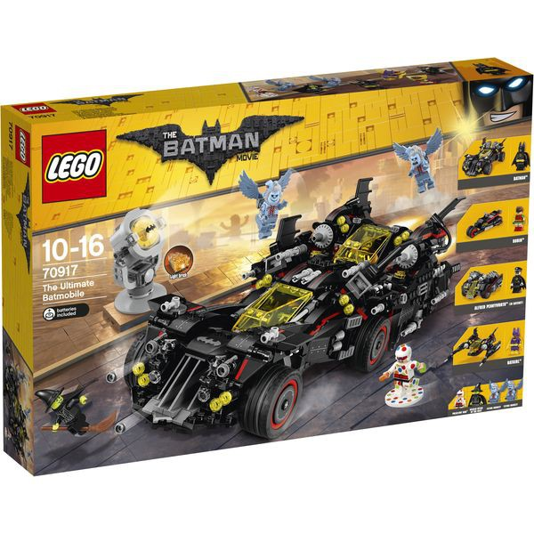 LEGO Batman 70917 - Das ultimative Batmobil