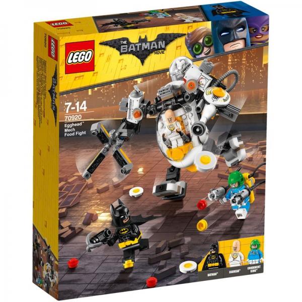 LEGO Batman 70920 - Egghead™ bei der Roboter-Essenschlacht