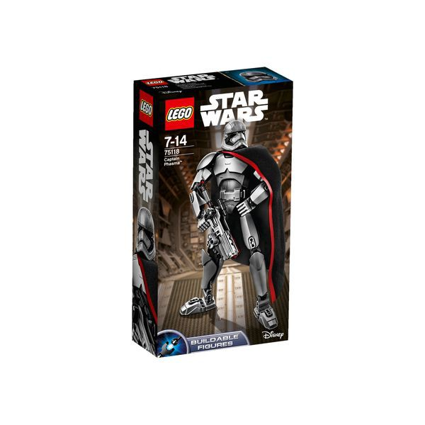 LEGO Star Wars Action Figuren 75118 - Captain Phasma