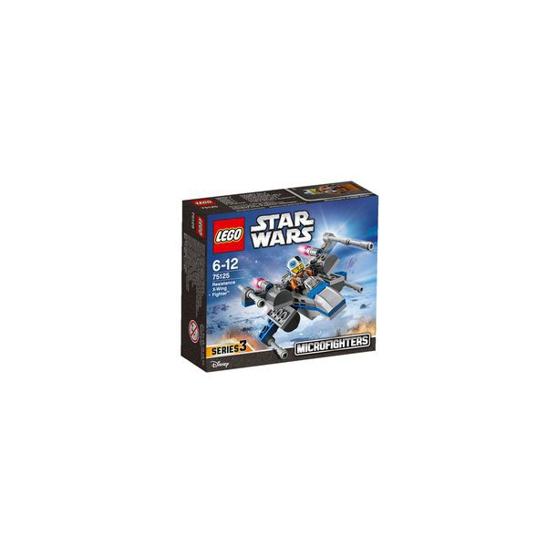 LEGO Star Wars 75125 - Confidential Microfighter Hero Starfight
