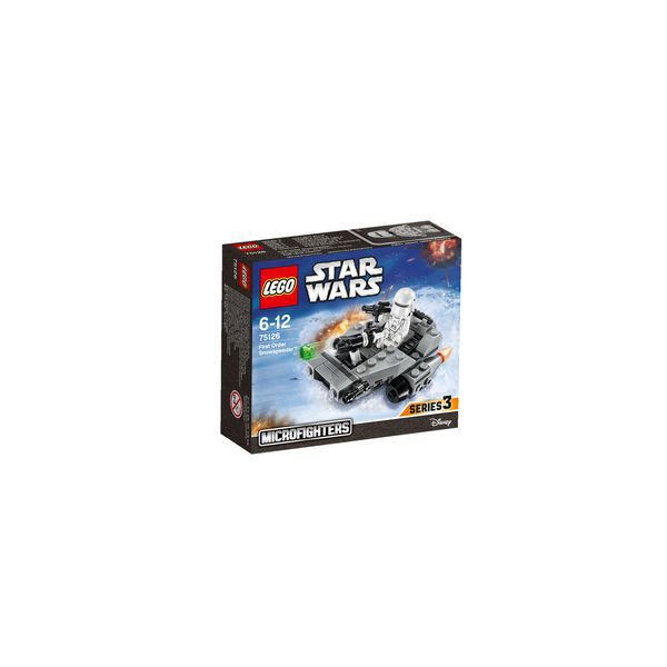 LEGO Star Wars 75126 - Confidential Microfighter Villain craft