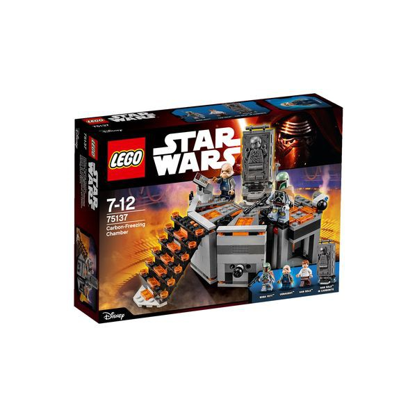 LEGO Star Wars 75137 - Carbon Freezing Chamber
