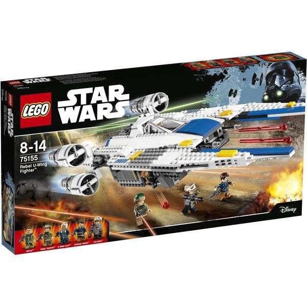 LEGO Star Wars 75155 - Rebel U-Wing Fighter