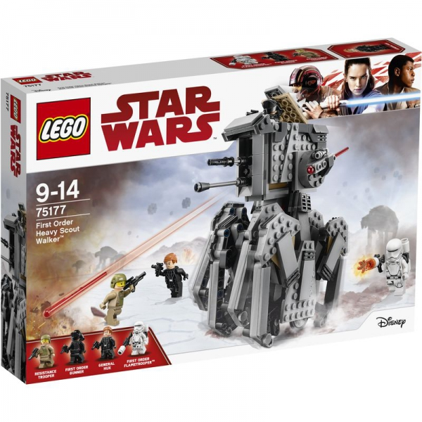 LEGO Star Wars 75177 - First Order Heavy Scout Walker™