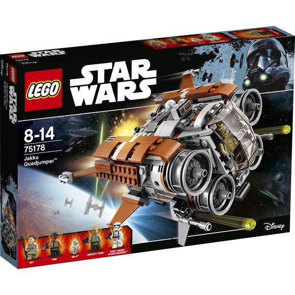 LEGO Star Wars 75178 - Jakku Quadjumper?