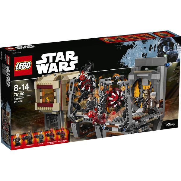 LEGO Star Wars 75180 - Rathtar? Escape