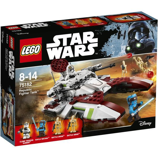 LEGO Star Wars 75182 - Republic Fighter Tank?