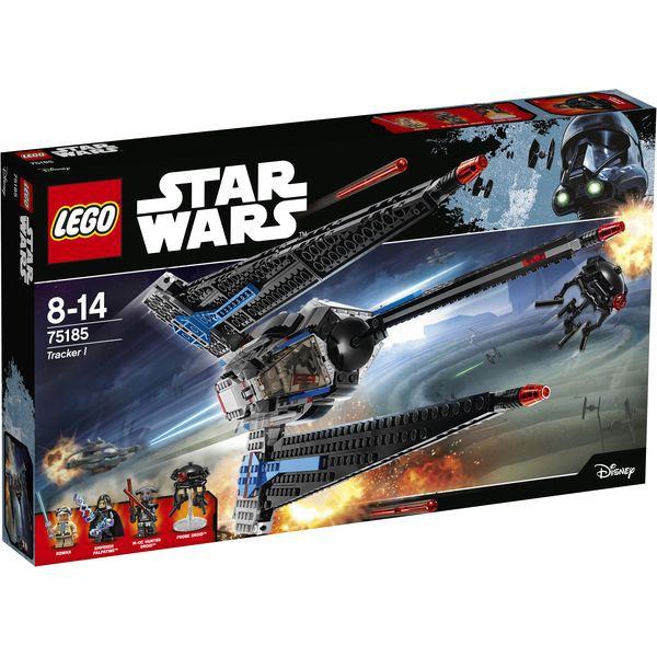 LEGO Star Wars 75185 - Tracker I