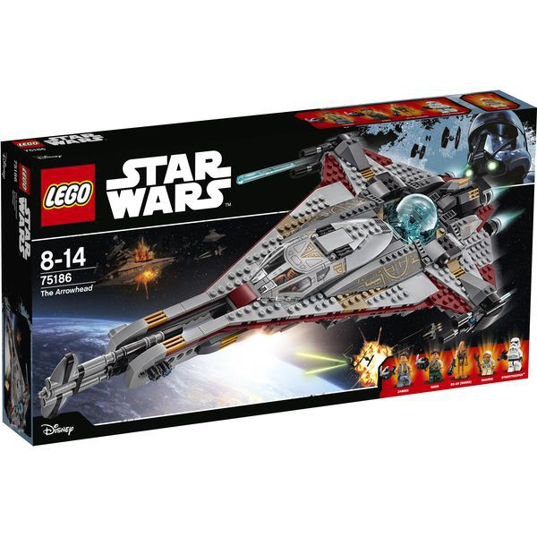 LEGO Star Wars 75186 - The Arrowhead